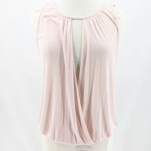 Victoria's Secret Airy Pink Tank